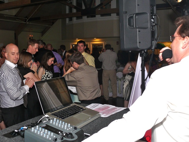 Central Massachusetts Wedding Reception Venues Dj Mc